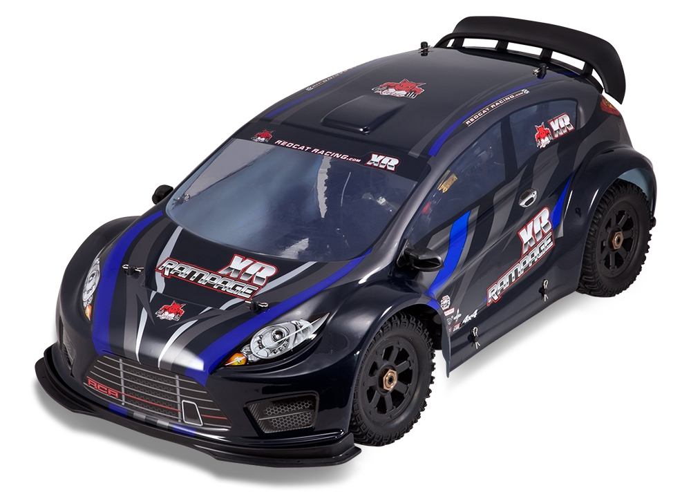 1/5 RC Rally Body Redcat Rampage XR