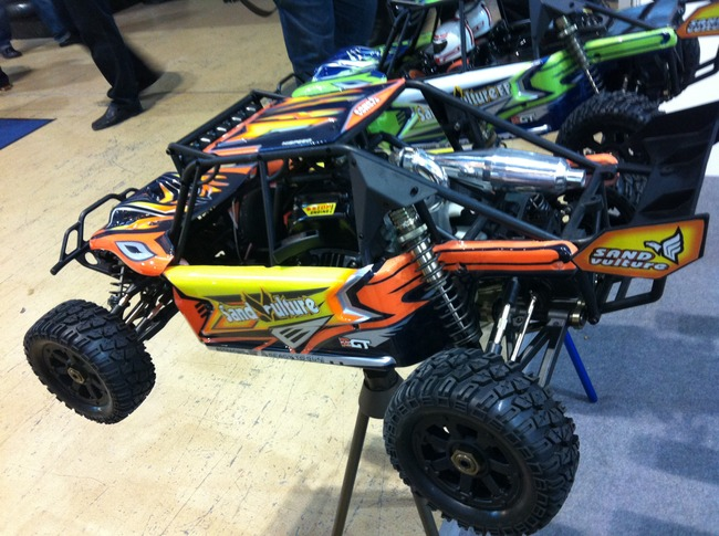 1/5 scale rc buggy gas