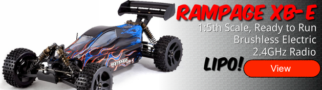 Redcat Racing Rampage XB-E Parts & Hop Ups For Sale