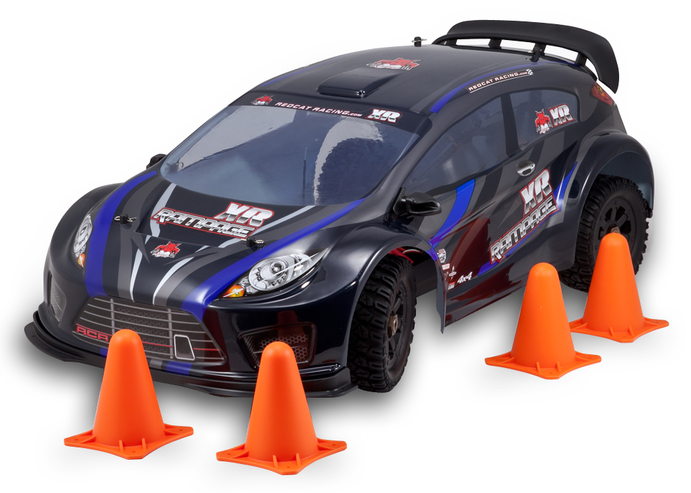 Redcat Racing Rampage XR EP Pro 1/5 Scale Brushless Rally Car