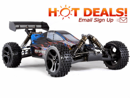 Redcat Racing Chimera EP PRO 1/5 Brushless 4x4 Sand Rail