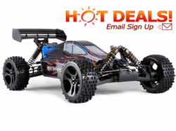 Redcat Racing Everest GEN7 PRO Chassis and Suspension Parts