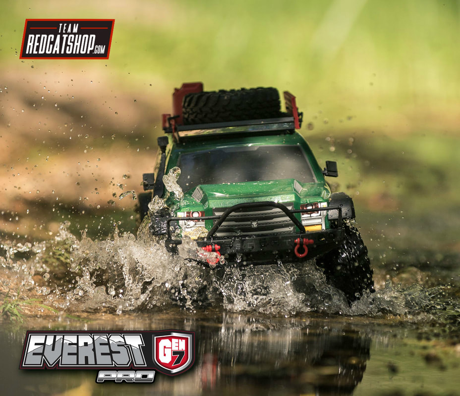 Redcat Racing Everest GEN7 PRO Crawler