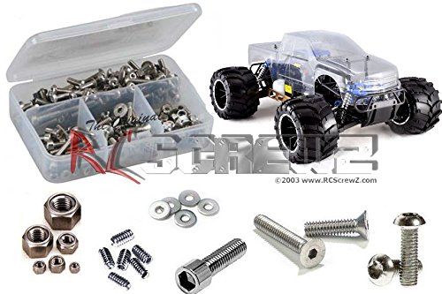 Redcat Racing Rampage MT Screw Kit