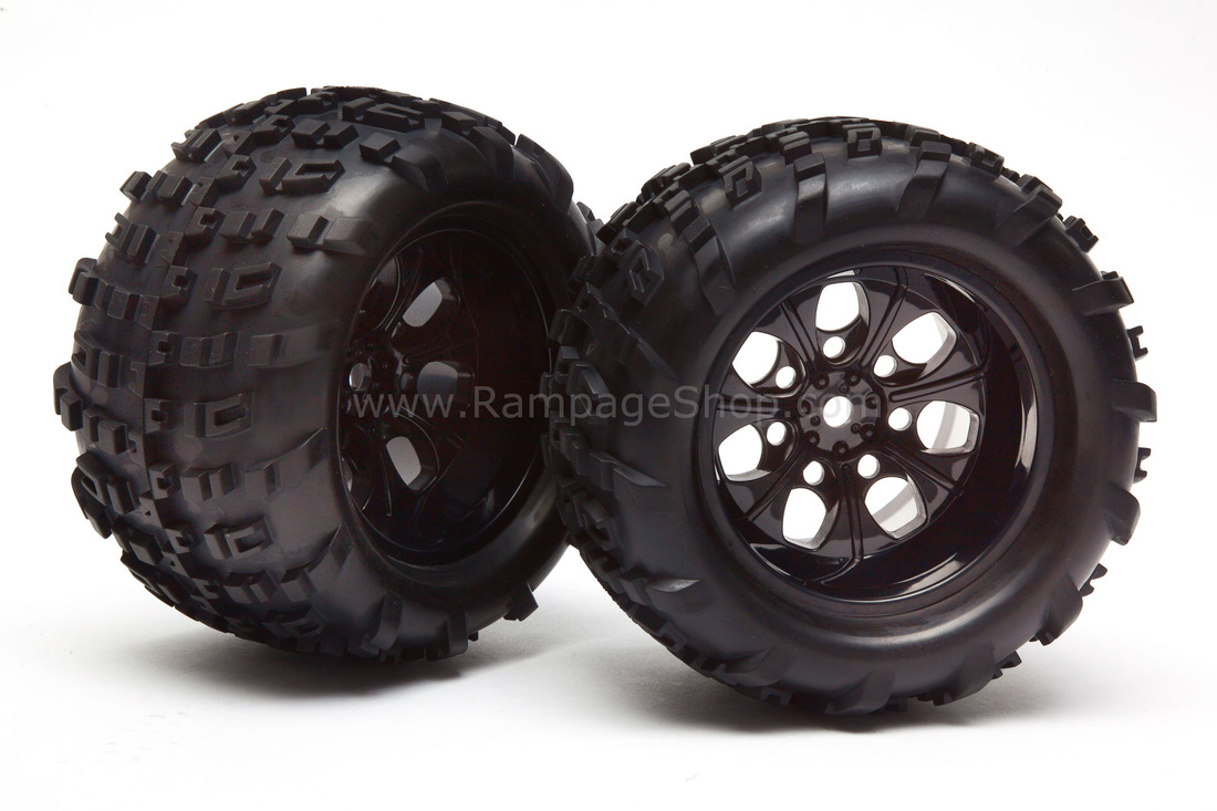 Redcat Rampage Parts Wheels Amp Tires